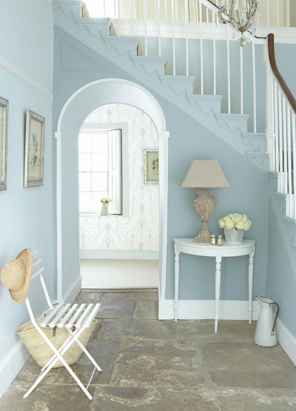 Hallway Paint Ideas 31 Ways To Add Colour To Your Hallway Real Homes