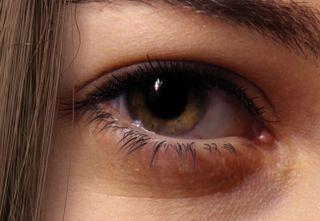 Create a lifelike digital human: Eyes