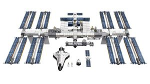 Lego's International Space Station has a 16% discount on Amazon for Cyber Monday