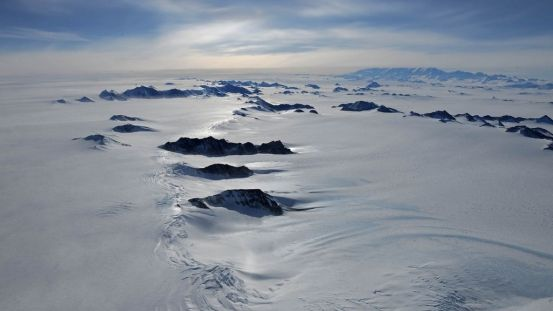 Antarctic lakes deep beneath the ice could be teeming with microbial life