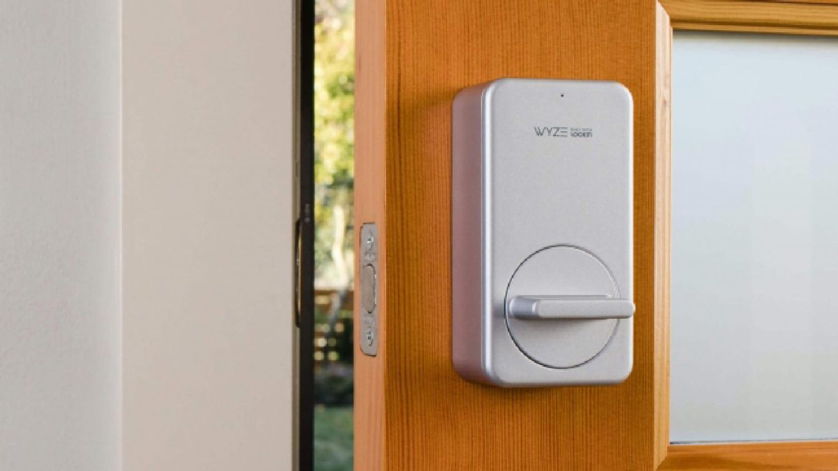 best cheap smart home devices: Wyze smart lock