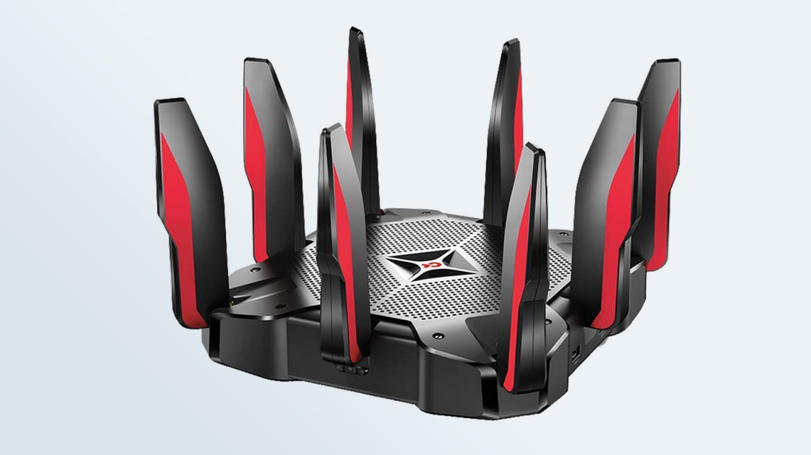 Best Wi-Fi routers: TP-Link Archer C5400X