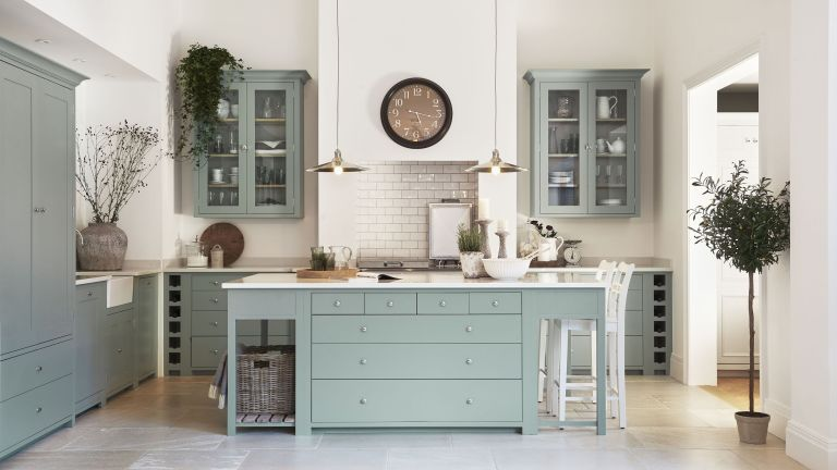 10 Kitchen Paint Ideas For 2018 Real Homes