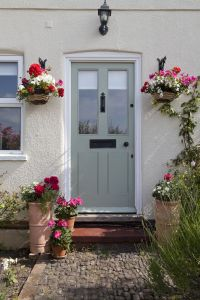 How to restore wood doors | Real Homes