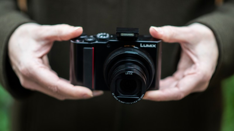 Best compact camera: Panasonic Lumix ZS200