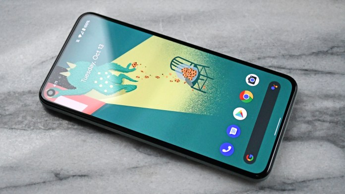 Best small phones: Google Pixel 5
