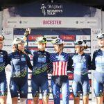 Tanja Erath needs spinal surgery after Women's Tour crash 💥🚑🚓🚑🚓🚑🚓💥