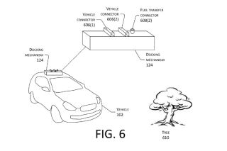 Amazon wins patent for drones that can recharge your