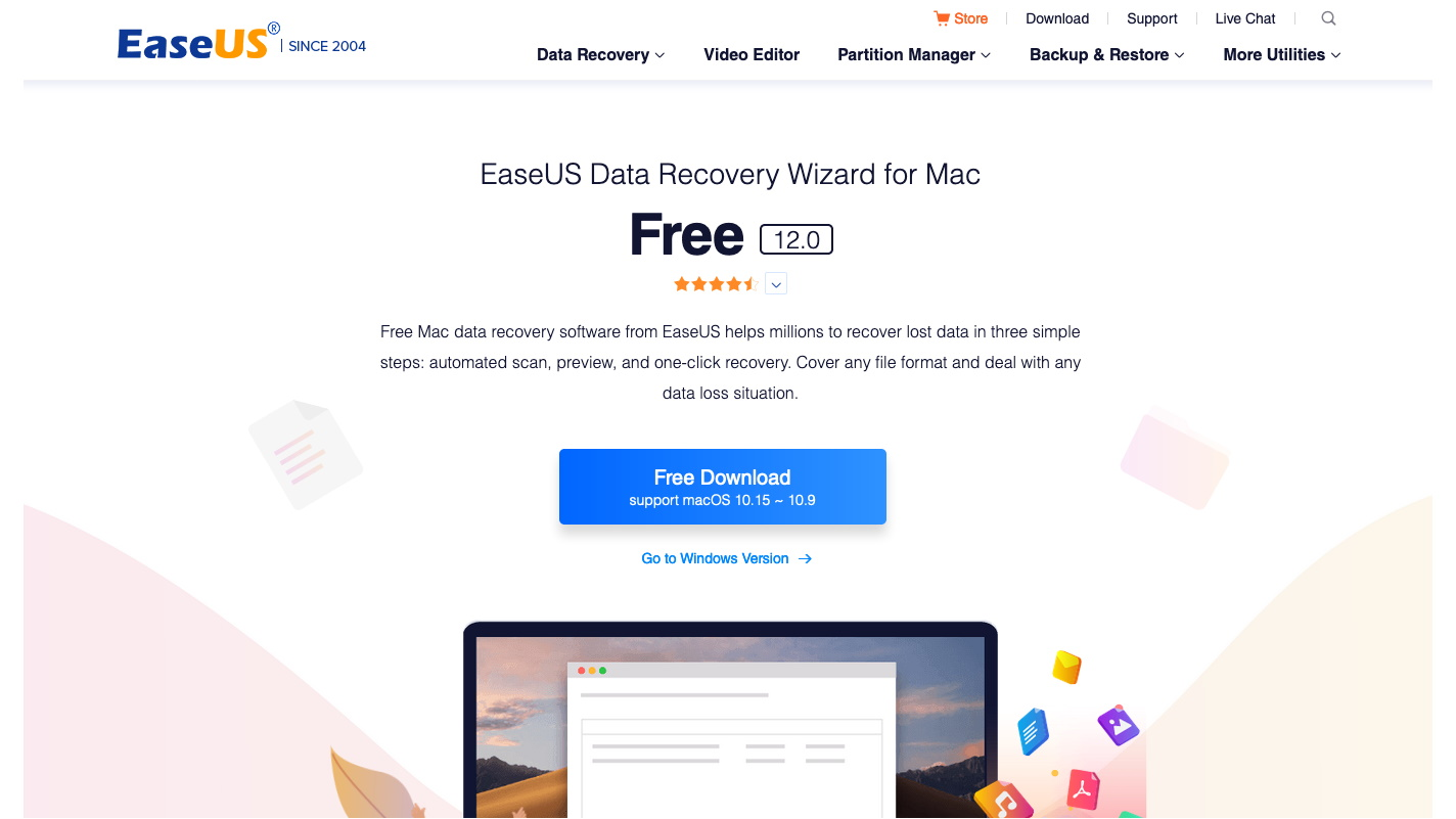 how to recover data from a hard disk EaseUS