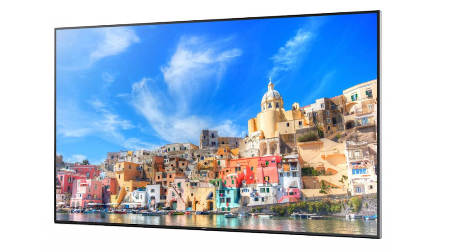 "Samsung QM85D 85"" 4K Ultra HD LED"