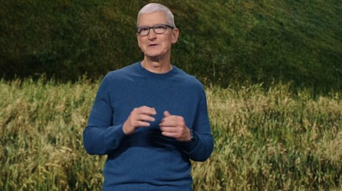Apple Event September 2021