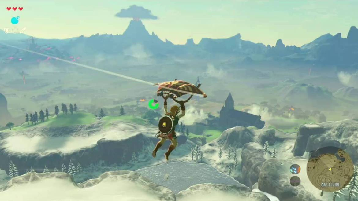 Breath of the Wild screenshot