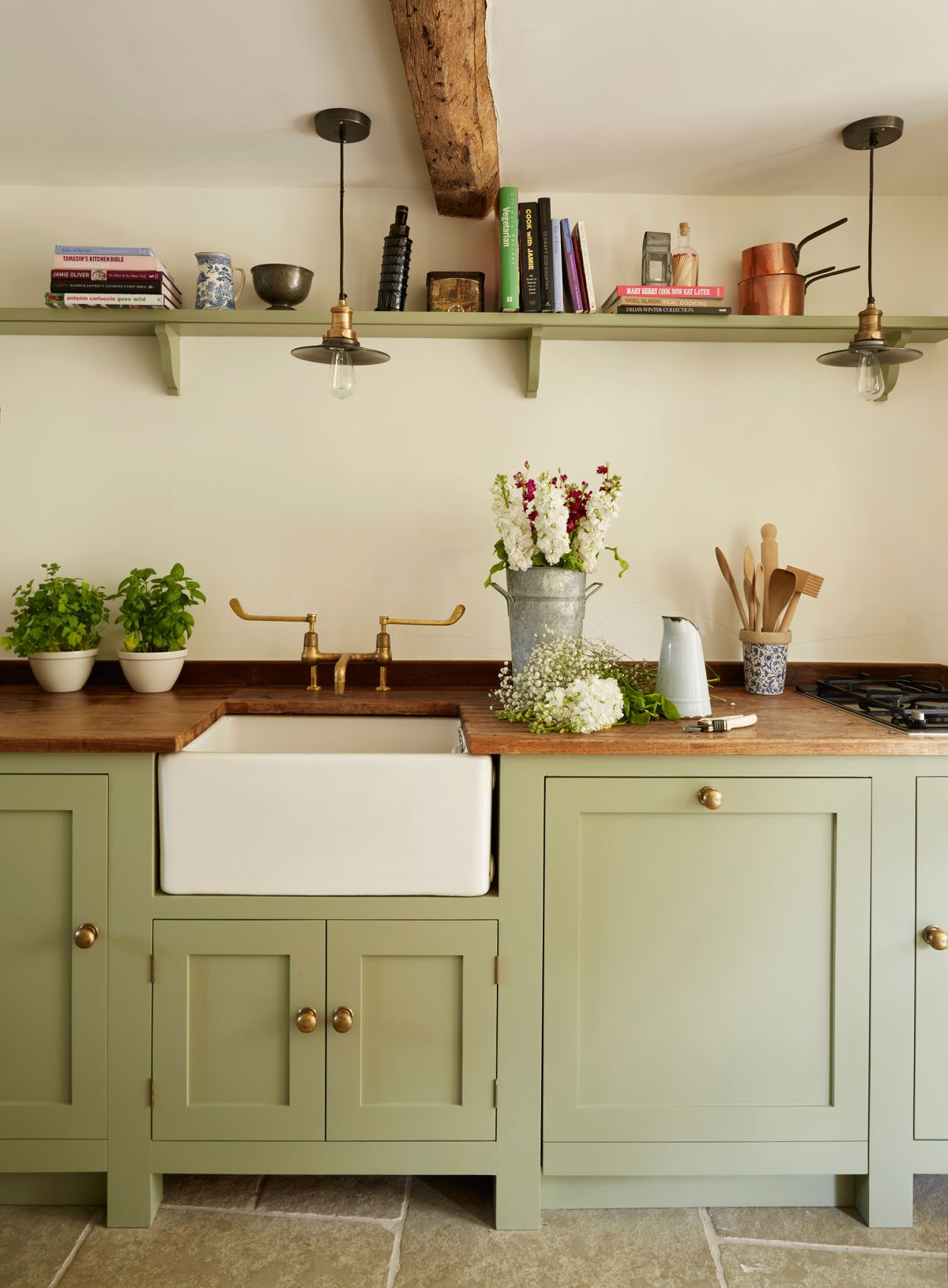 Painting Kitchen Cupboards Top Tips And Ideas To Makeover Your Kitchen Fast Real Homes