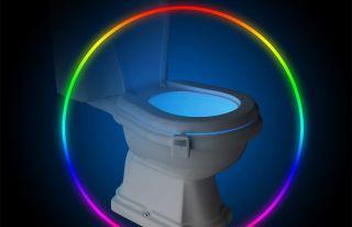 RGB Toilet Light