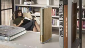 Bang & Olufsen's new wireless speaker looks just like a book