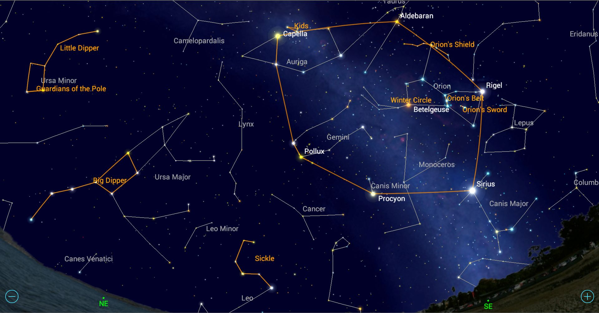 How Many Stars Make Up The Big Dipper