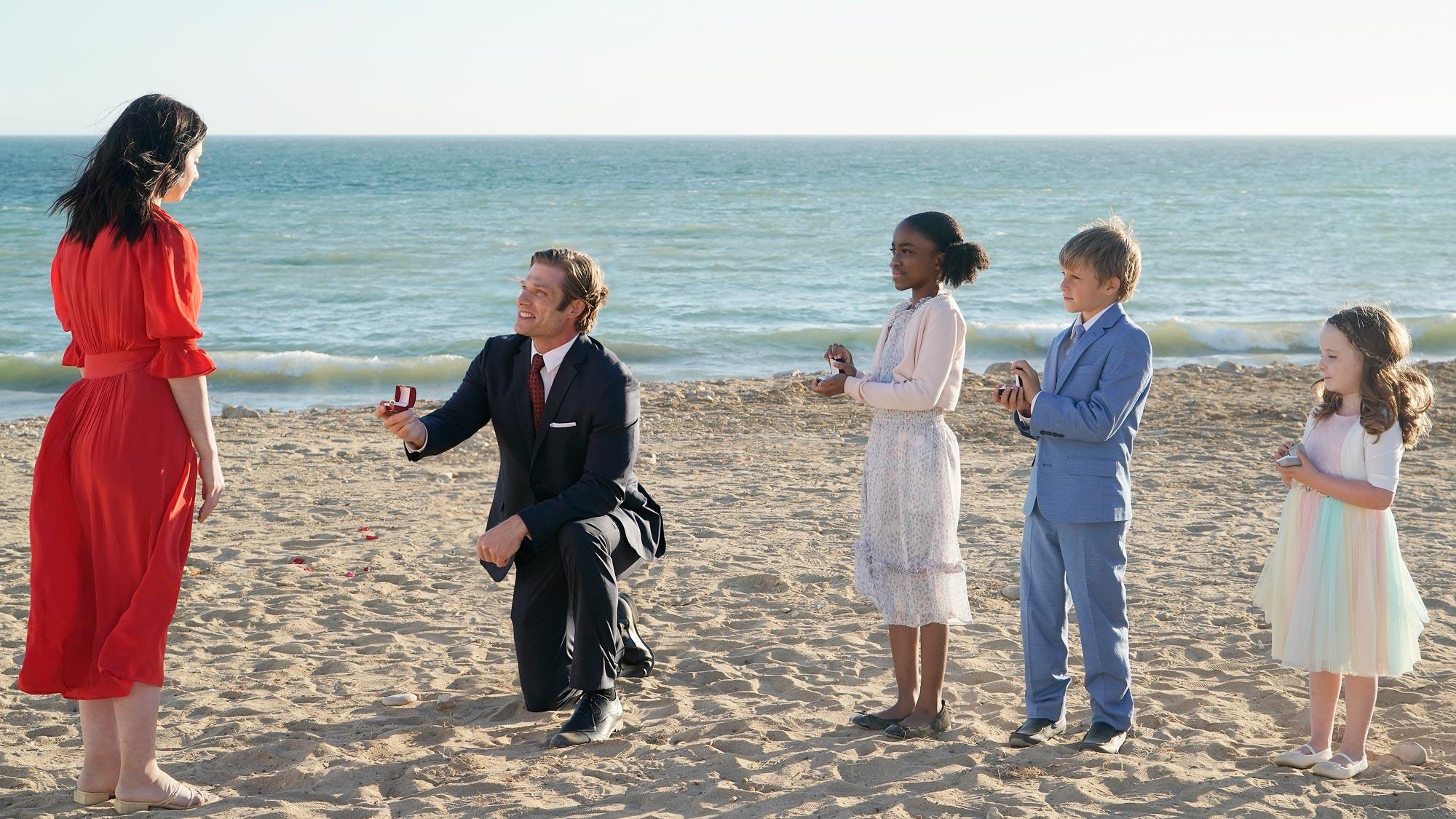 Grey's Anatomy finale: Amelia and Link