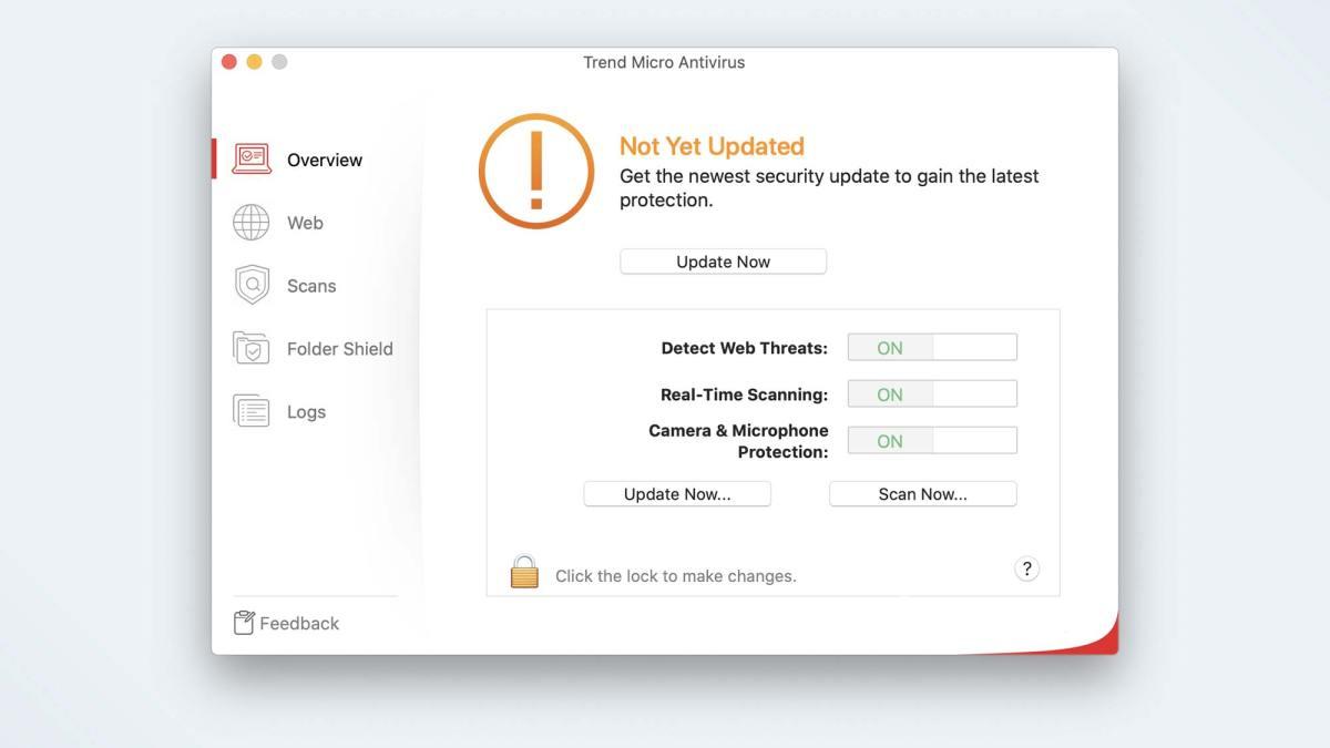 Trend Micro Antivirus for Mac review