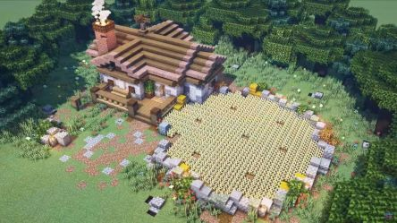 Best Minecraft house ideas: the best Minecraft house downloads for a cute suburban house PC Gamer