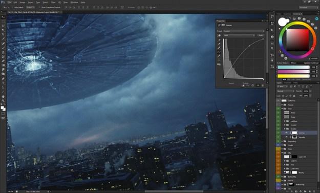 DZuqtQyCmC59pQ2eH7uXUh Build a complex 3D sci-fi scene in Blender Random