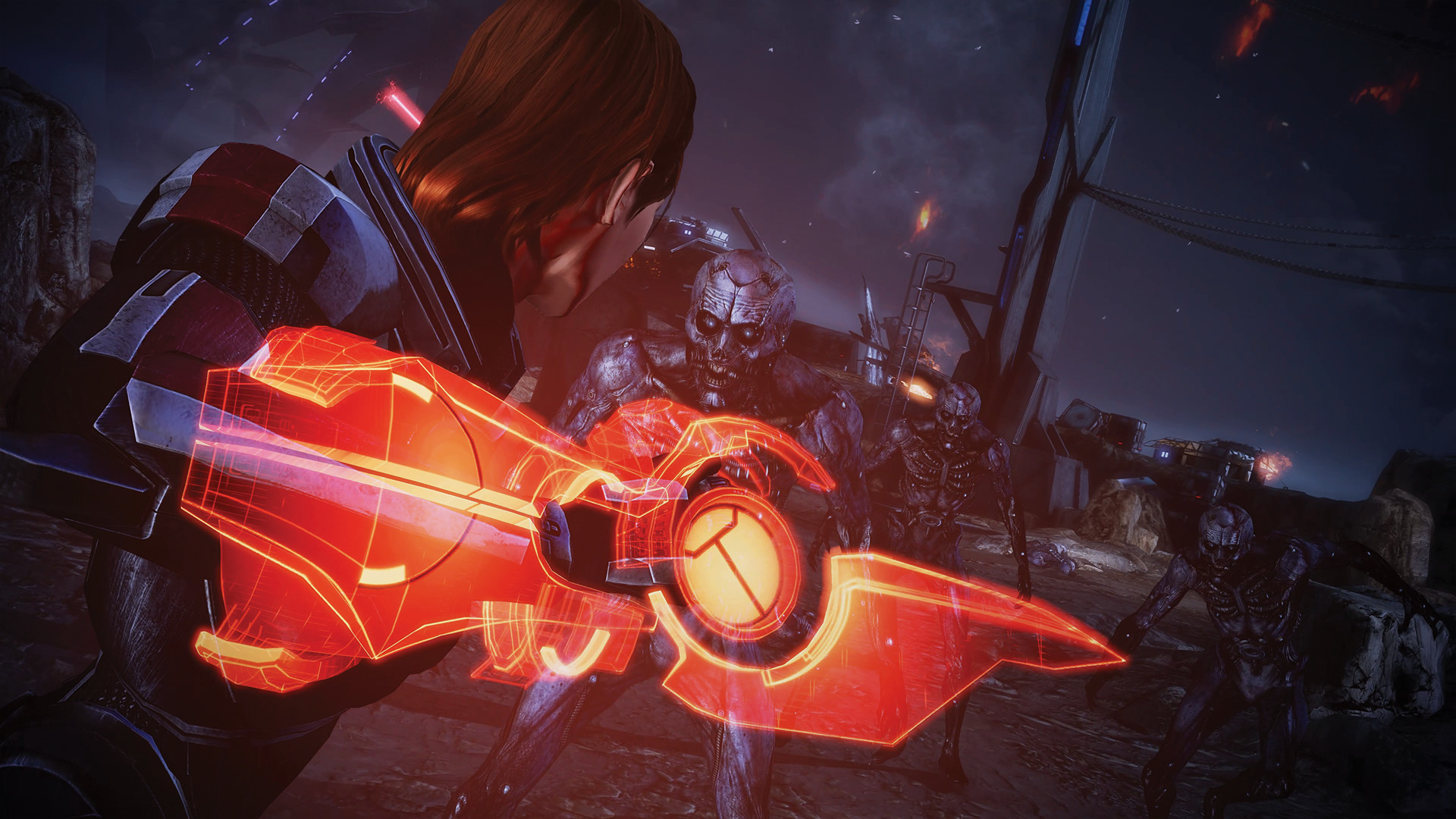 Mass Effect Legendary Edition gets a shiny coat of paint