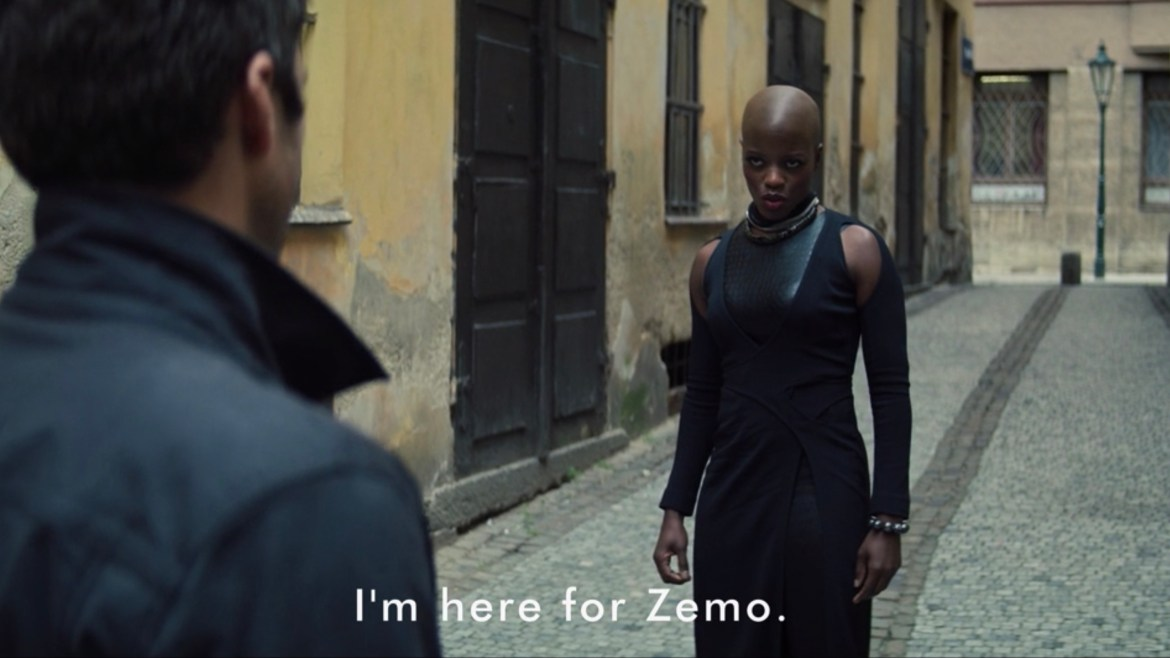 Falcon and Winter Solider episode 3 ending explained: Ayo is here for Zemo