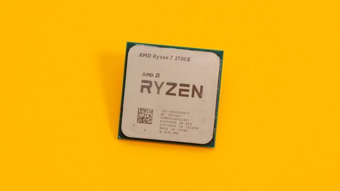 Amd Ryzen 7 3700x Techradar