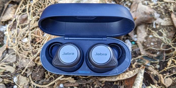 Best wireless earbuds: Jabra Elite Active 75t