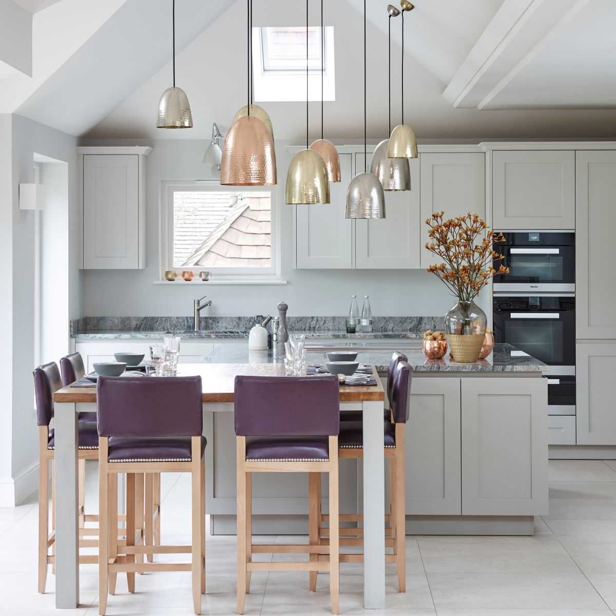 How to plan kitchen lighting  Real Homes
