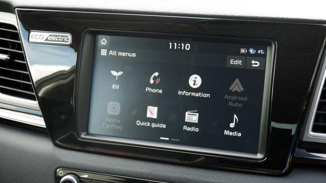 تفاصيل السيارة الكهربائية الجديدة (2019) Kia e-Niro 11