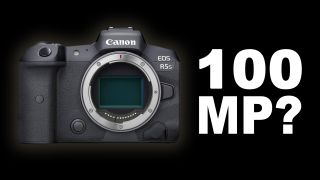 Canon EOS R5S 100MP