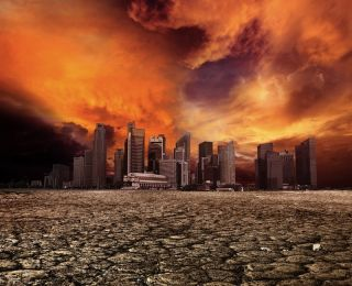 The end of the world.