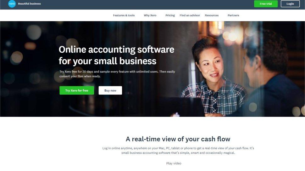 Xero - Sort out your finances