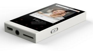 The FiiO M3 player supports 24-bit/96kHz playback