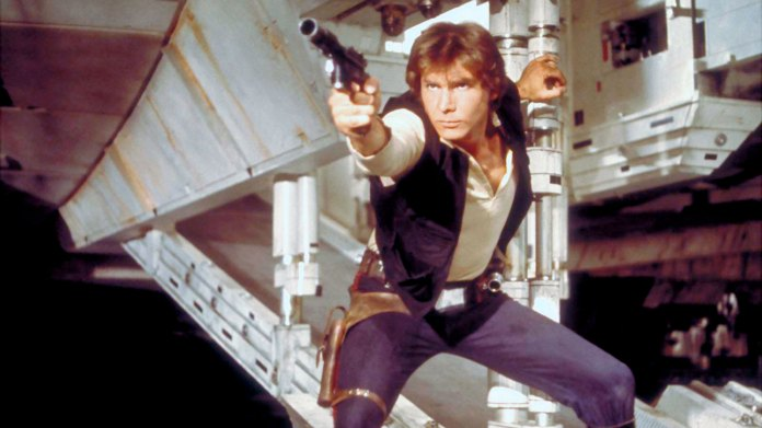 Star Wars movies in order of release date — Star Wars Episode IV: A New Hope