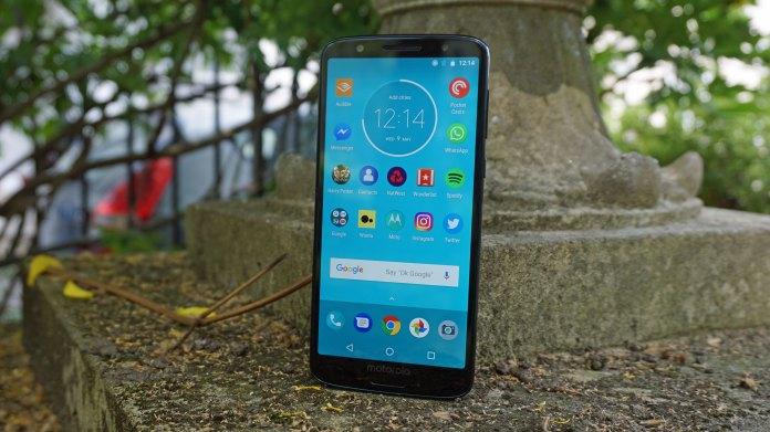 Moto G6 Review Techradar