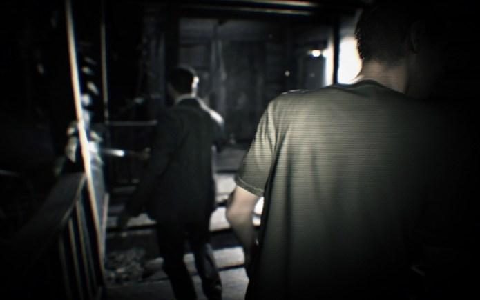 best VR games: Resident Evil 7: Biohazard