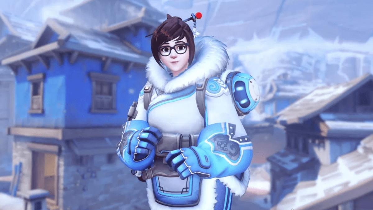 Fortnite Wallpaper Girl What S New For Overwatch In 2017 Blizzard Promising New