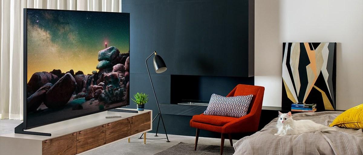 Samsung Q950R 8K QLED TV review | TechRadar