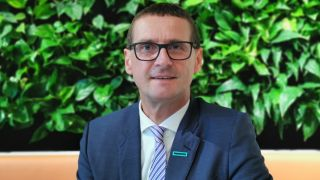 Wolfgang Egger, Vice-President and Managing Director of HPE Middle East and South Africa
