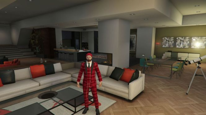 Gta 5 How To A House In Online