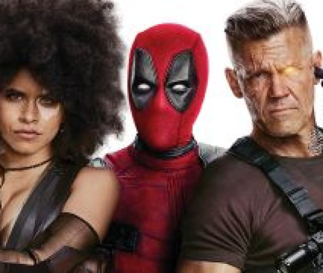 But By Adding Another Two Of His Fan Favourite Creations In The Shape Of Cable Josh Brolin And Domino Zazie Beetz Deadpool Creator Rob Liefeld Says