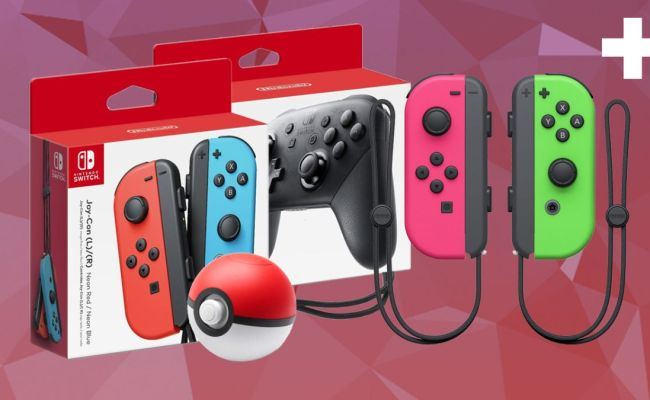 Grab A Nintendo Switch Controller Cheap In Prime Day 2019