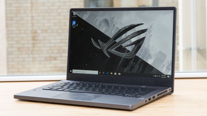 Best Windows laptop: Asus ROG Zephyrus G14