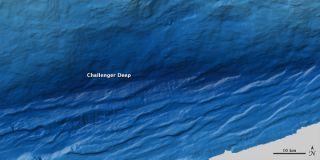 earth s deepest spot