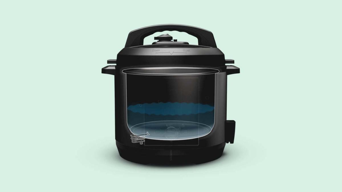 Chef IQ pressure cooker review