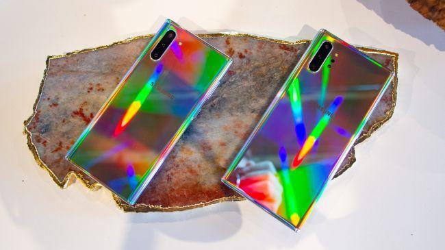 مراجعة جهاز Samsung Galaxy Note 10 Plus الجديد 2019 1