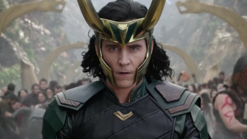 An image of Loki from the Marvel movies