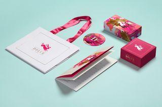 Dolce packaging design