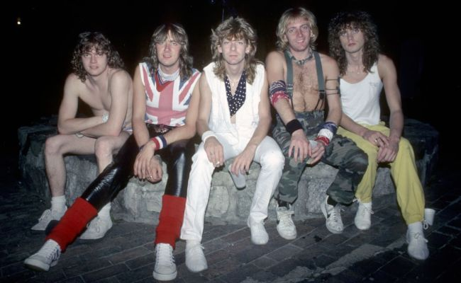 Def Leppard Rage Against The Machine Mc5 Among Rock And